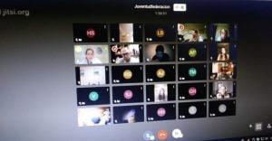 Federación Regional de Sociedades Españolas, realizó una exitosa charla virtual destinada a jóvenes