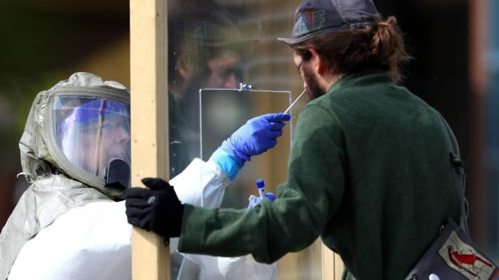 Coronavirus en el país: confirmaron 168 muertes y 6.792 contagiados en las últimas 24 horas
