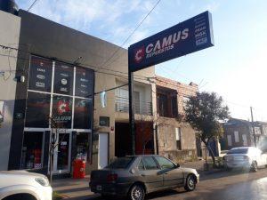 """De """"Lubricentro 9 de Julio"""" a """"Camus Repuestos"""": 20 años de trayectoria comercial"""