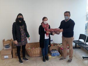 """RIPSA Red de Pagos entregó una donación de alimentos a """"Puentes en la Infancia"""""""