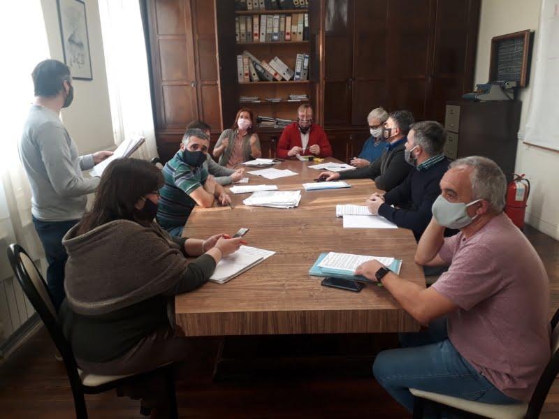 """Paradores polémicos: Aramberri fustigó a quienes hablan de """"transparencia"""""""