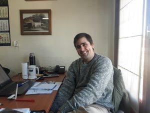 En Bioterra celebran el día del Ingeniero Agrónomo trabajando