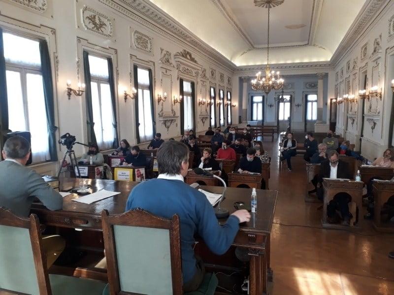Con el voto de Todos y JxC el Concejo rechazó la Emergencia Económica,Administrativa y Sanitaria