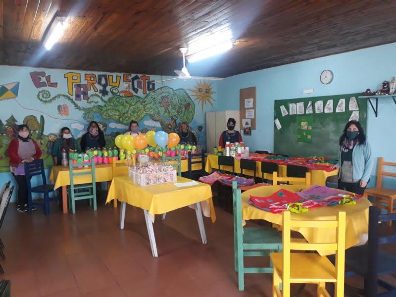 Un festejo especial de El Parquecito por el Día del Niño