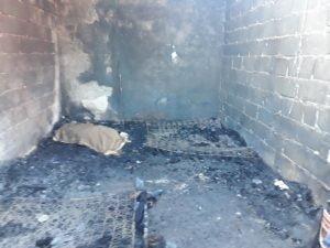 """Propietaria de vivienda incendiada: """"Para mí fue intencional. Me quedé sin nada"""" (Video)"""
