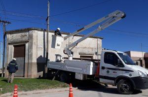 Vecinos de calle Pueyrredón sin luz por el robo de cables (video)