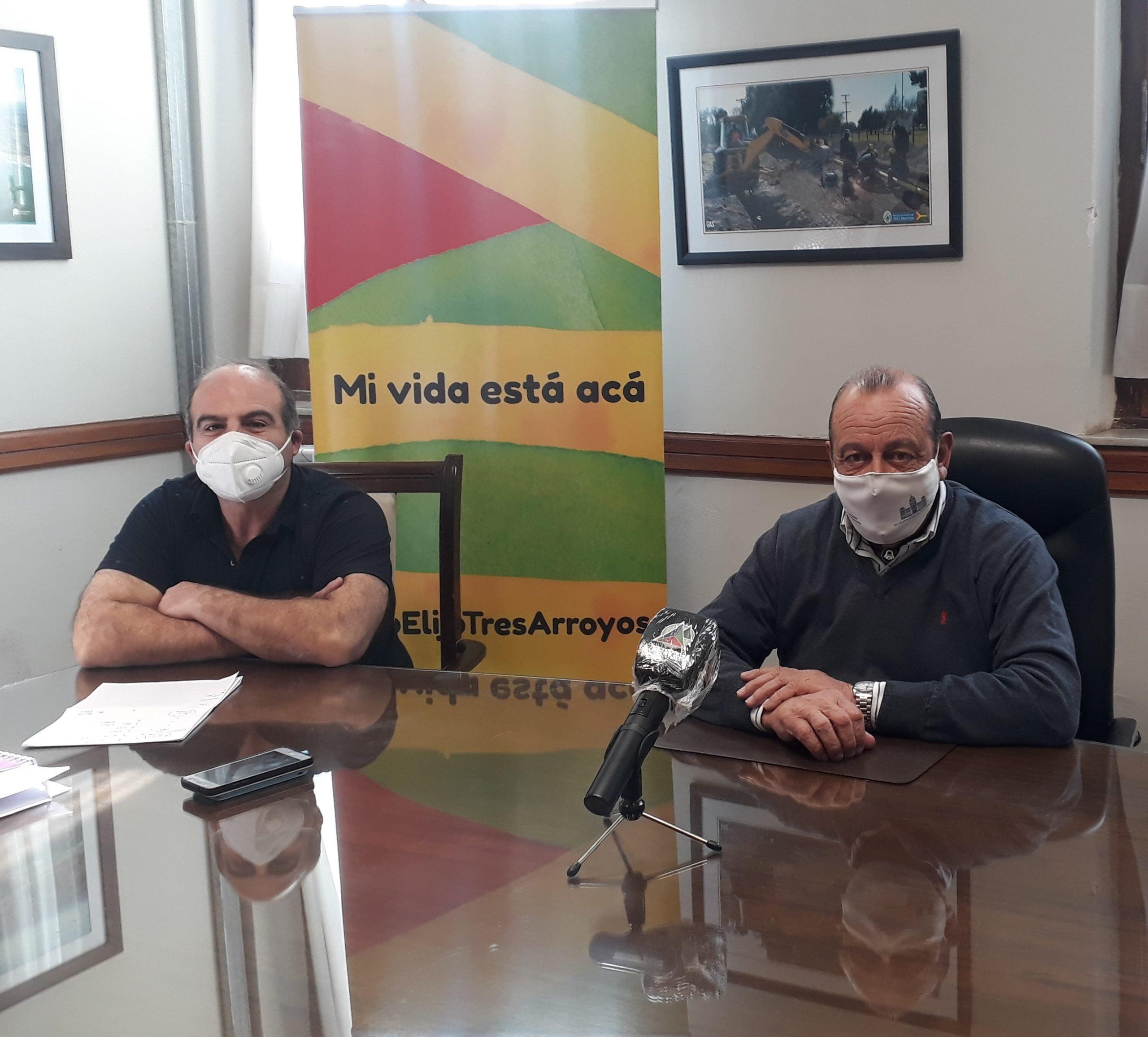 """Sánchez pidió """"hacer conciencia"""" y aseguró que por ahora no hay cambio de fase"""