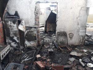 """El sobrino de """"Tito"""" reforzó la hipótesis del incendio intencional: """"esto está imparable"""" (video)"""