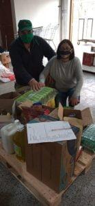 Unidos por Vos Tres Arroyos informa sobre entrega de donaciones