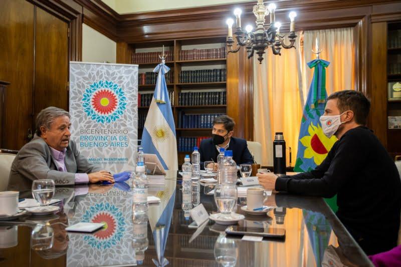 La Provincia firmó convenio de cooperación para potenciar el desarrollo productivo