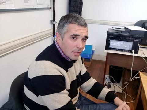 """Paradores Únicos: """"Esto hace que todo se retrase"""", dijo Aramberri"""
