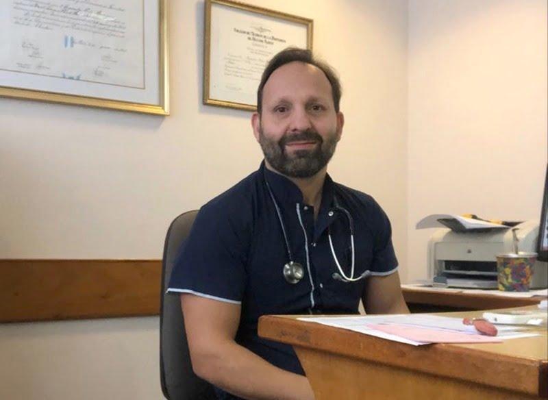 El doctor Bronzieri alertó sobre los riesgos de uso de dióxido de cloro