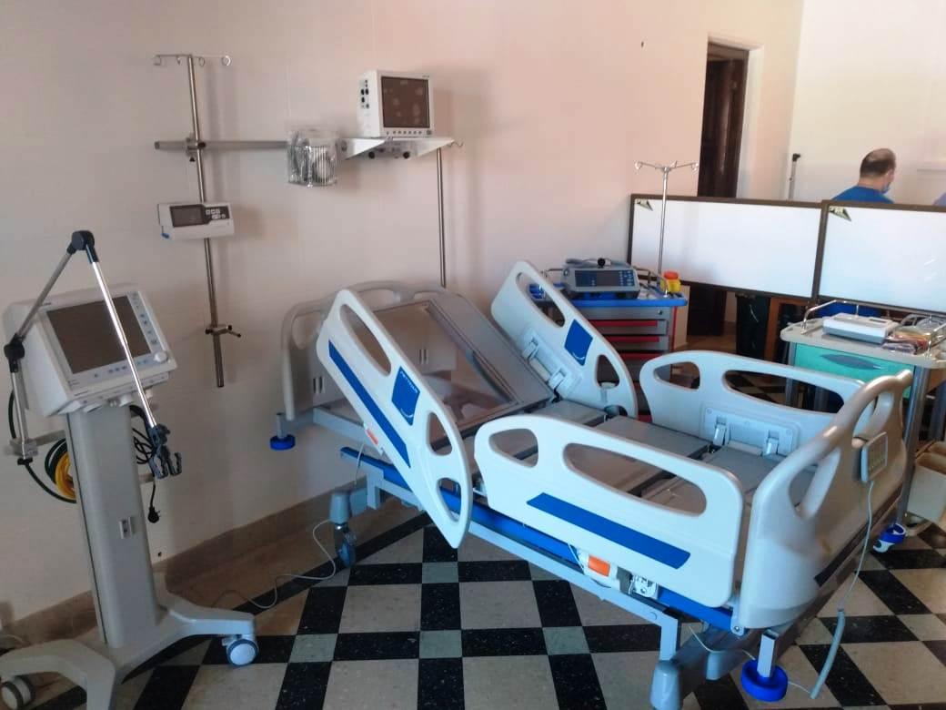 Gonzales Chaves tendrá terapia intensiva y una sala de producción de oxígeno
