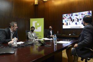 Consejos consultivos del Banco Provincia: Cuattromo participó del cierre de la primera etapa
