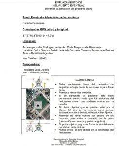 Refrendan Plan Estratégico de Aeroevacuación médica en De La Garma