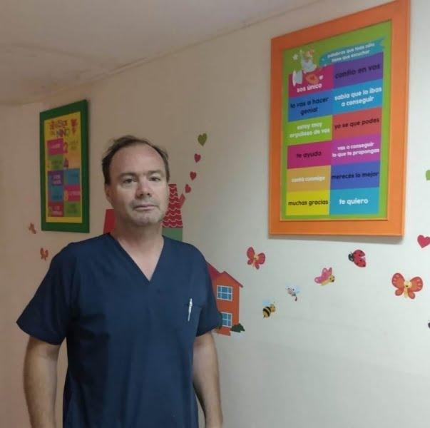 Pediatría del Pirovano cuenta con oxígeno central, aire comprimido y aspiración