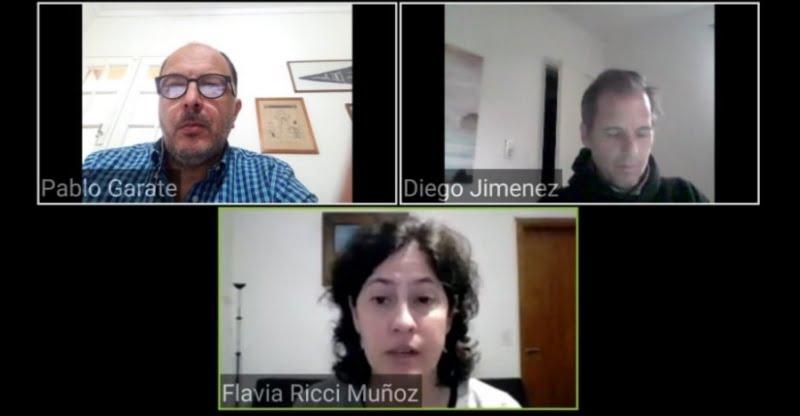 """""""Escuela por Escuela"""": Garate se reunió con directivos de la Escuela N° 6"""