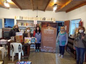 Donaciones por el Día del Niño del Club 24 de Abril