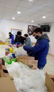 Empleados de Farmacia colaboraron solidariamente para el Día del Niño