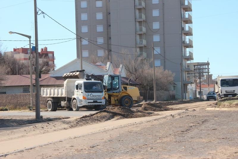 Se proyecta una obra de asfalto para Claromecó