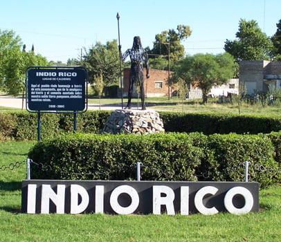 Una vecina de Indio Rico denunció a la delegada municipal por abuso de autoridad