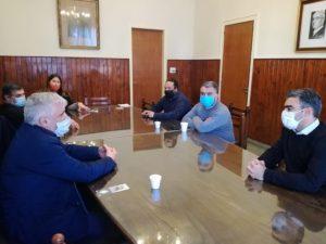 Ugo también estuvo en Chaves y Juárez