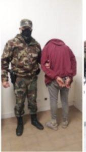 Apresaron a tres personas y esclarecieron robo en una quinta de Dorrego