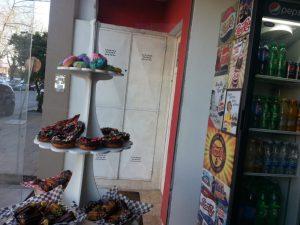 """""""Ricos Churros"""" abrió un local comercial en el corazón de la ciudad"""