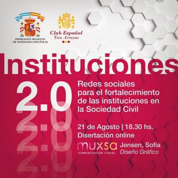 """La Federación Regional y el Club Español realizarán videoconferencia """"instituciones 2.0"""""""