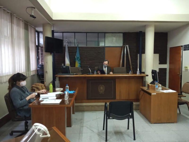 Ventilan en juicio oral un presunto caso de abuso sexual