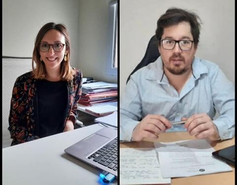 Dos tresarroyenses se desempeñan en la Universidad Nacional del Sur