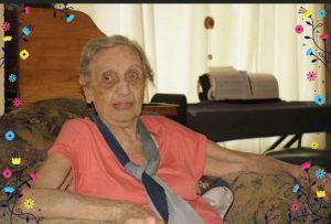 Cumple 100 años la retense Carmen Godoy de Almeida