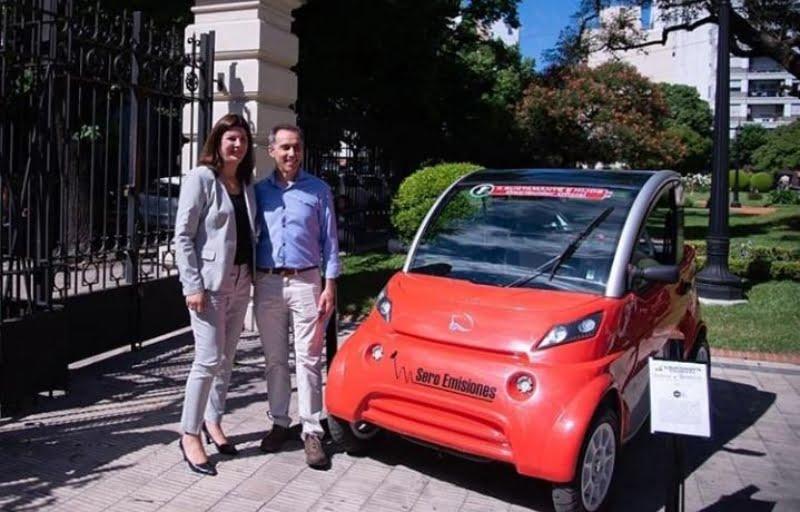 Rosío Antinori advirtió que es necesario promover la movilidad eléctrica