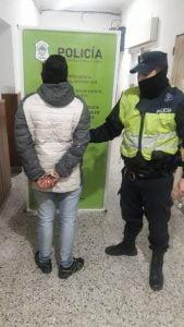 Chaves: infraccionan a una persona por molestar a un comerciante y a otra por violar la cuarentena