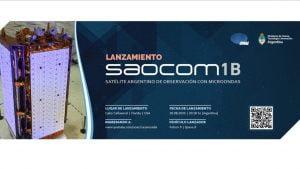 Satélite: El tresarroyense Mariano Rodríguez Capristo en el Proyecto SAOCOM