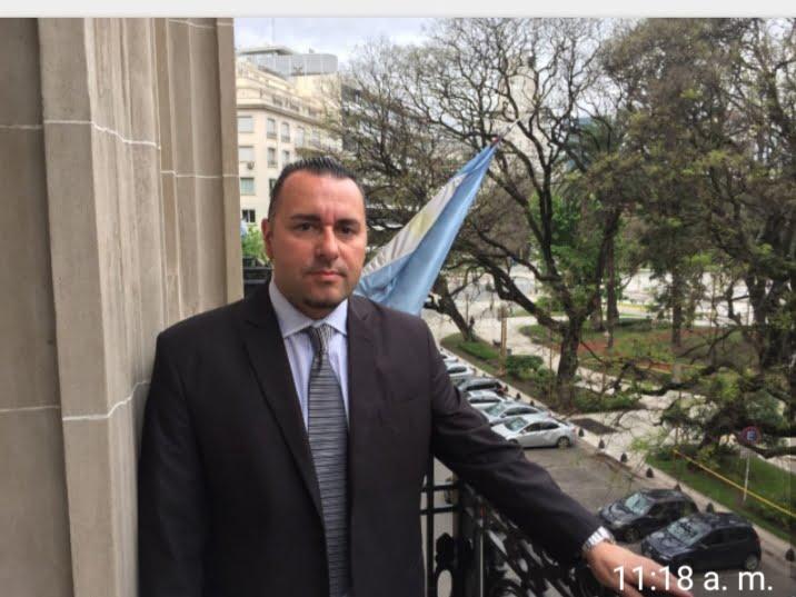 El testimonio del tresarroyense Rodríguez Capristo tras el lanzamiento del Proyecto SAOCOM
