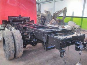 Claromecó: Ampliaron la capacidad de la cisterna en la Unidad Forestal de Bomberos