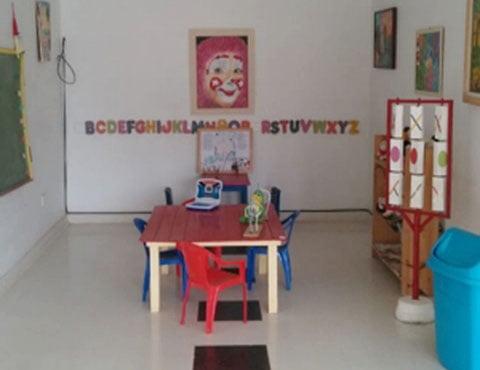 Nuevo espacio lúdico en el Centro de Salud de Claromecó