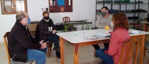 Guerra y Cittadino en COADIS: confeccionan protocolo para ser remitido a Provincia