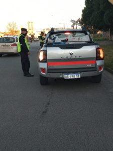 Controles policiales preventivos en Ituzaingó y Pasaje Volponi