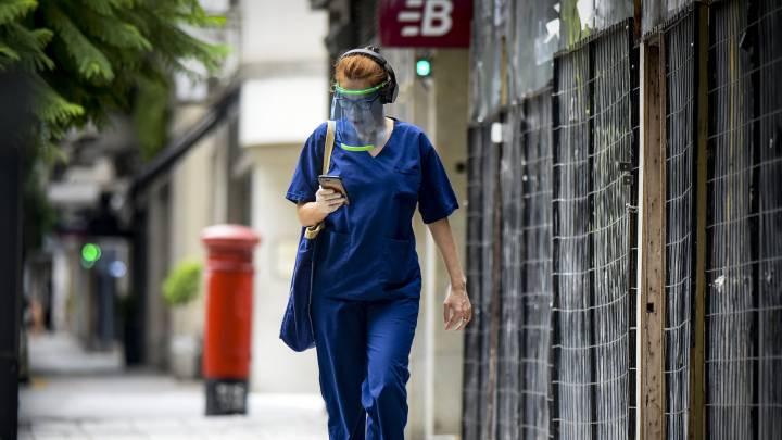 Coronavirus en el país: 110 muertes y 6.663 nuevos contagios en las últimas 24 horas
