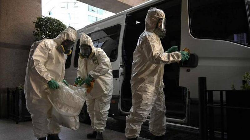Coronavirus: confirmaron 159 nuevas muertes y 7.369 contagios en las últimas 24 horas