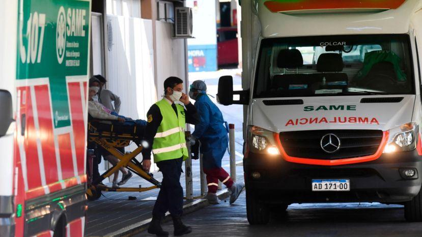 Coronavirus en el país: se registraron 10.104 contagios y 211 muertes en las últimas 24 horas