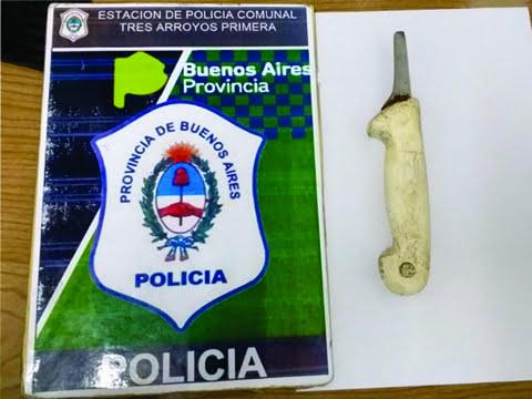 """Robó en """"Gazpacho"""". Rompió la puerta se llevó plata y un cuchillo. Es menor y volvió a su casa"""
