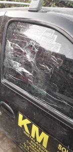 Dañaron un auto en Claromecó por una deuda de 500 pesos