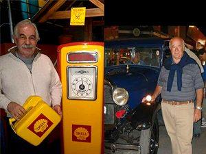 """Tras 50 años de actividad, los Di Tommaso """"colgaron la manguera"""". Se vendió la Shell de San Martín"""
