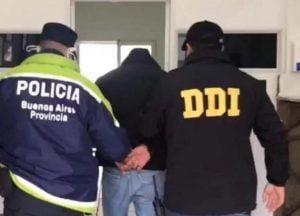 Crimen de Fiorito: 80 policías realizaron 15 allanamientos simultáneos en Necochea y Quequén