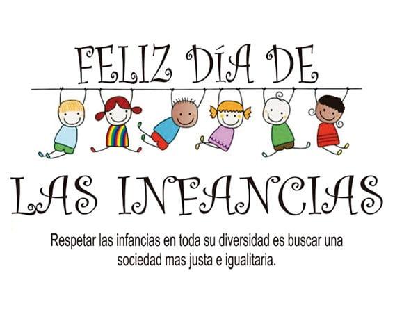 """Promueven renombrar al """"Día del Niño"""" como """"Día de las Infancias"""""""