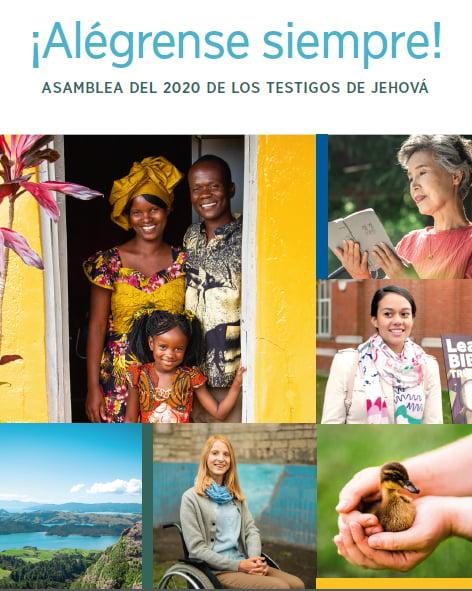 """Transmiten vía web la Convención Mundial de los Testigos de Jehová: """"¡Alégrense siempre!"""""""