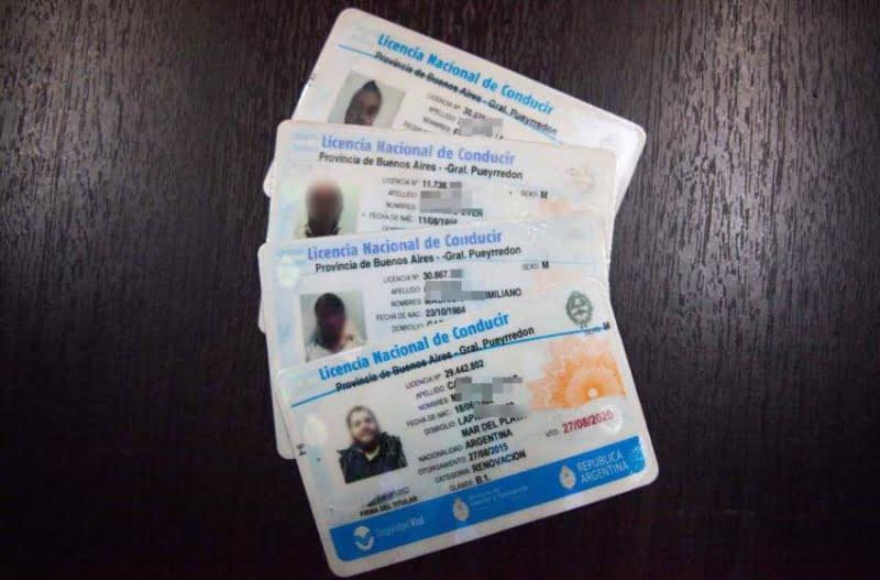 Nueva prórroga de vencimientos de Licencias de Conducir